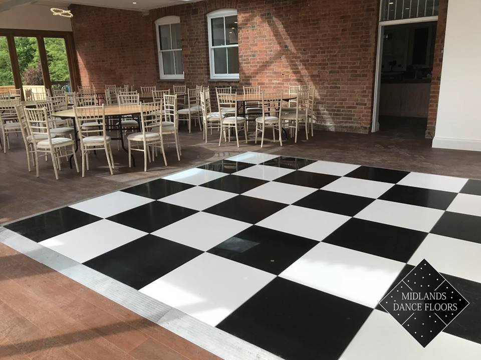 Checkered Dance Floor (Non Led)